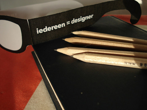Iedereen is Designer